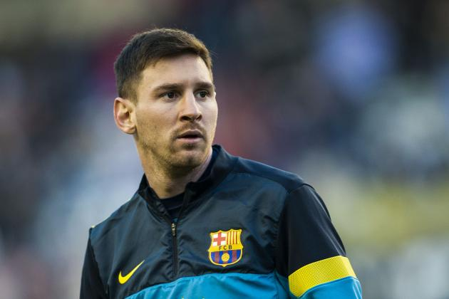 Lionel Messi: Expectations for Barca Striker Should Be Tempered After Epic 2012