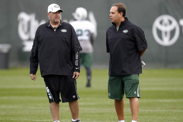 With Mike Tannenbaum out and Rex Ryan In, Where Do New York Jets Go from Here?