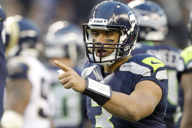 Russell Wilson Opts out of Attempt at Record-Breaking TD Pass