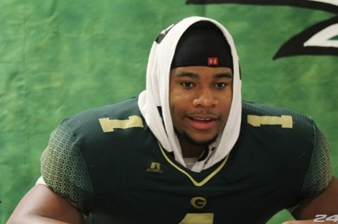No. 1 Recruit Robert Nkemdiche Reveals LSU Among Top 2