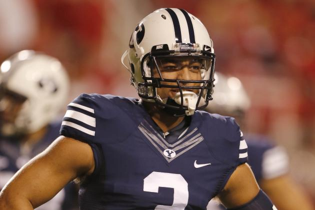Kyle Van Noy Announces He'll Return to BYU for Senior Season