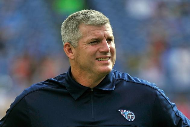 Titans Coach Mike Munchak to Return for 2013