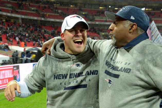 Josh McDaniels Is 'Totally Focused on This Season' Despite NFL Openings