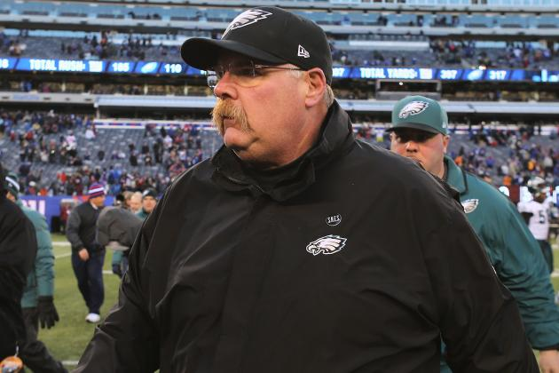 Andy Reid Fired: Highlighting Best Candidates to Replace Eagles Head Coach