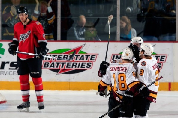 Chicago Wolves: December 24-30 Weekly Update