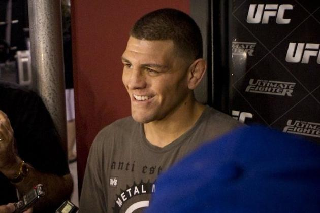 Dana White Expects Nick Diaz to Show Up for UFC 158 Press Conferences