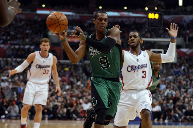 Rajon Rondo Right to Call out Boston Celtics' Defensive Identity