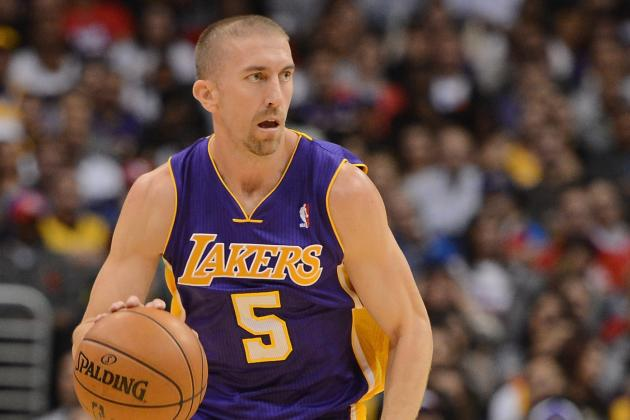 Mike D'Antoni Confident Steve Blake Will Make Smooth Return