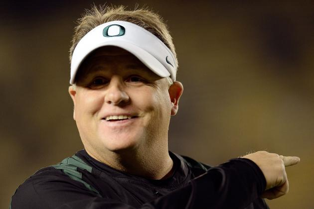 NFL Firings Fuel Speculation Regarding Chip Kelly