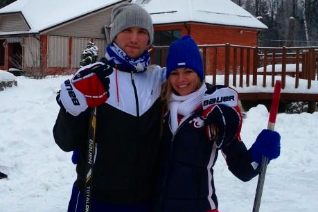 Alexander Ovechkin Posts to Twitter Account That He Is Engaged