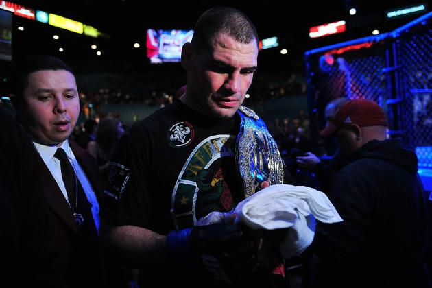 UFC 155: Salaries for Dos Santos vs Velasquez 2 Fight Card