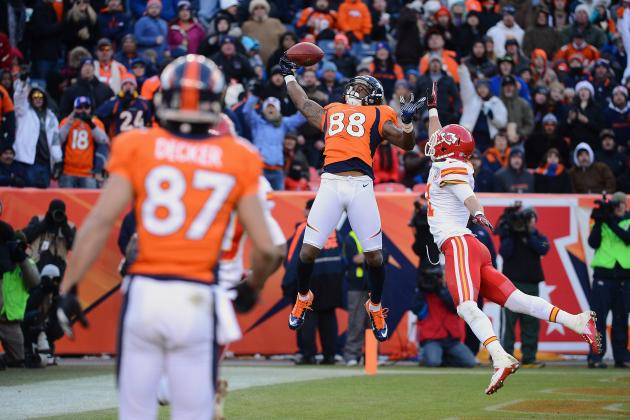 Kansas City Chiefs vs. Denver Broncos: Broncos Set Up for Super Bowl Run