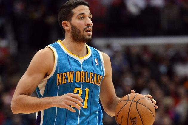 Greivis Vasquez Named Western Conference Player of the Week