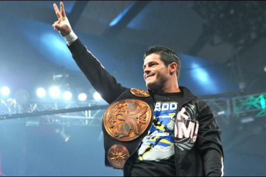 WWE News: Evan Bourne's Royal Rumble Status Revealed