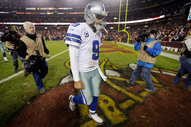 Tony Romo Shouldn't Be Blamed for Cowboys' Failings This Season