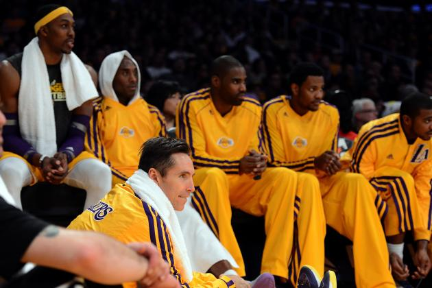 How Long Will It Take Healthy Lakers to Reach Peak Form?