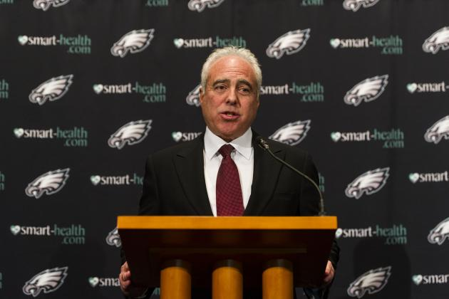 Andy Reid Is Out: A Reaction to Jeffrey Lurie's Press Conference