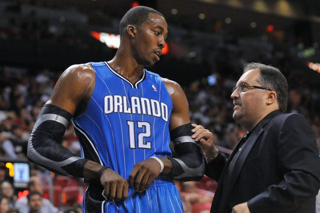 Stan Van Gundy Doesn't See Same Dwight Howard with LA Lakers