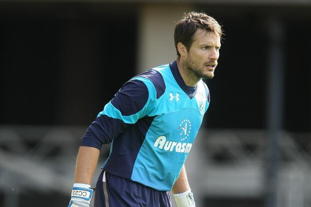 Cudicini leaves Spurs for Galaxy