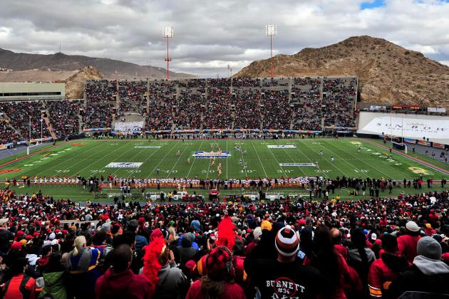 The Sun Bowl Officiating Crew Botched a Missed Field Goal Call