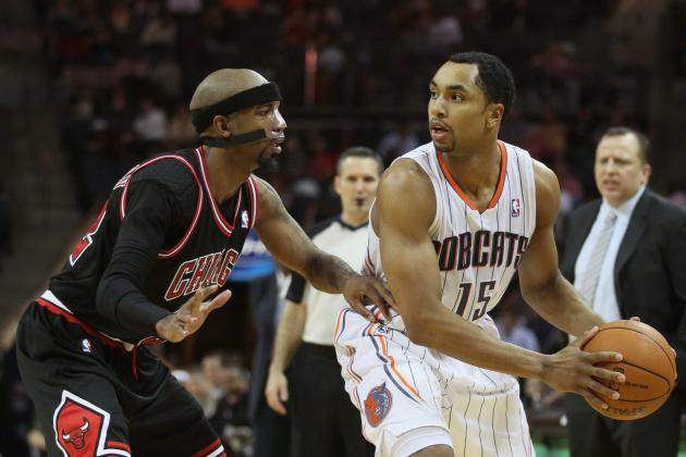 NBA Gamecast: Bobcats vs. Bulls