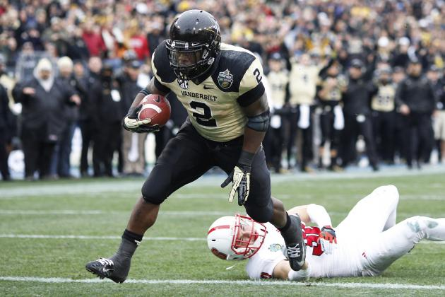 Vandy Caps Stellar Year, Tops NC State in Bowl