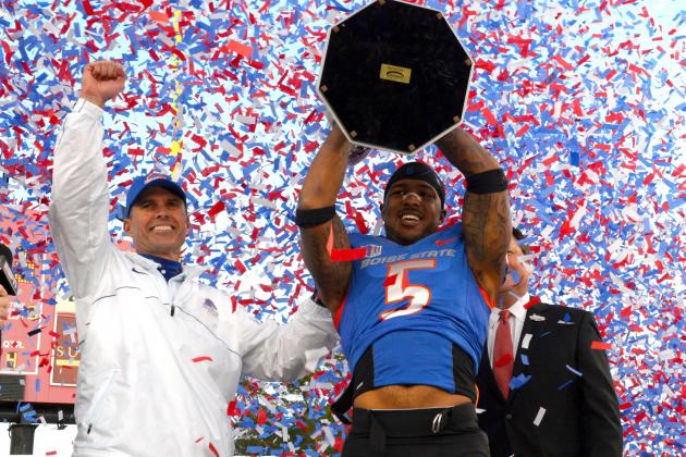 Boise State Will Remain in Mountain West Conference, Will Not Join Big East