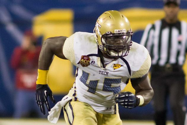 Linebacker Jeremiah Attaochu Unlikely to Return vs. USC