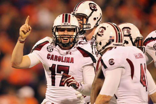 South Carolina vs. Michigan: Complete Gambling Guide for 2013 Outback Bowl