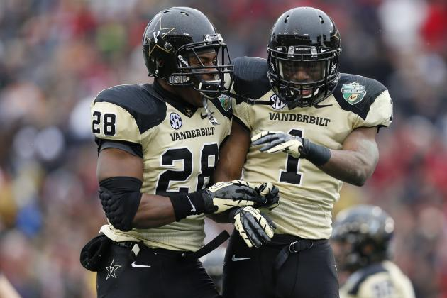 Vanderbilt Wins Music City Bowl 38-24