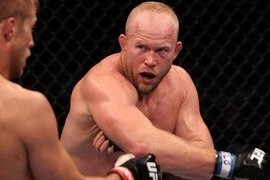 Luck Only Strikes Twice for Tim Boetsch