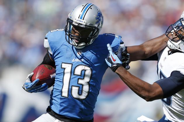 Nate Burleson May Take Pay Cut to Stay with Lions