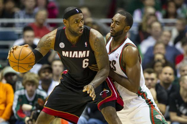 LeBron Says He Was 'Dog Tired' During Loss to Bucks