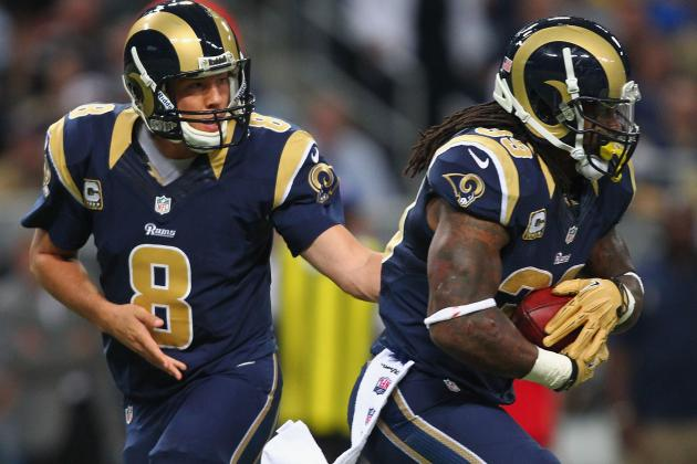 3 Reasons Sam Bradford Should Beg Steven Jackson to Return in 2013