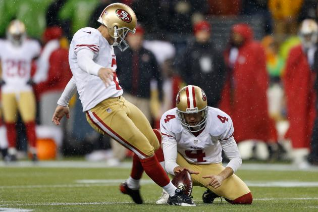 Harbaugh: 49ers Will Try out Kickers with Akers Struggling