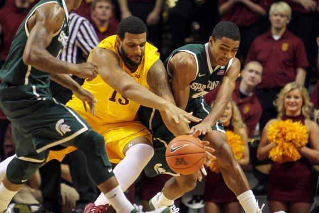 ESPN Gamecast: Michigan State vs. Minnesota