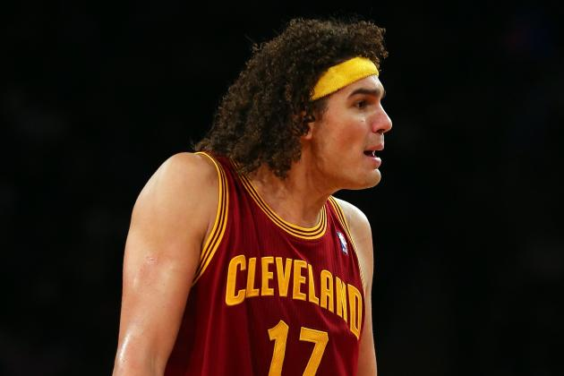 Anderson Varejao Returns to Practice in Limited Role