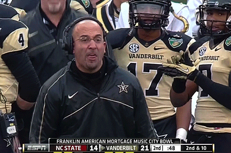 James Franklin Is Fired Up