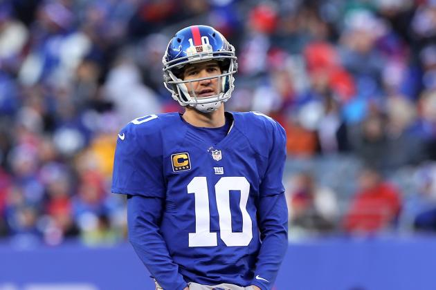 After 2012 Eli Manning's Legitimacy Remains in Question