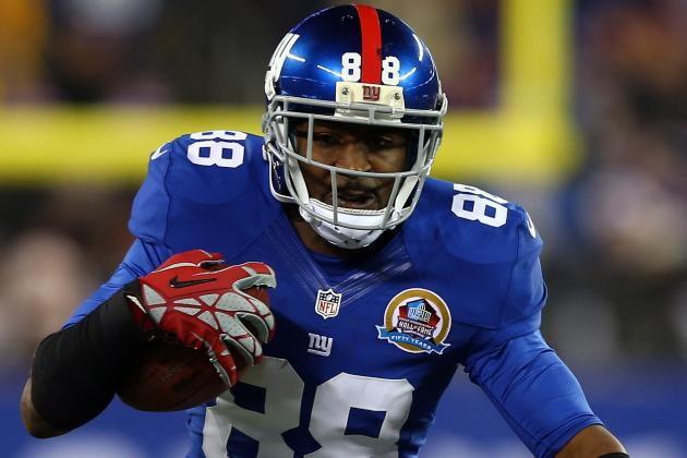 Hakeem Nicks Doesn't Regret Playing Through Knee Injury