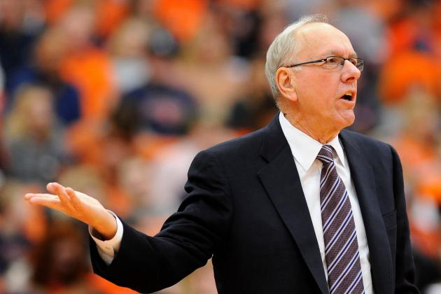 Jim Boeheim Ties Bob Knight with 902 Wins