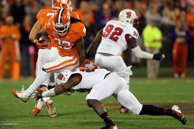 Chick-fil-A Bowl: Andre Ellington Will Be Crucial Key for Clemson vs. LSU