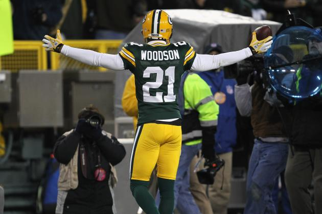 Minnesota Vikings vs. Green Bay Packers: Woodson Makes the Difference