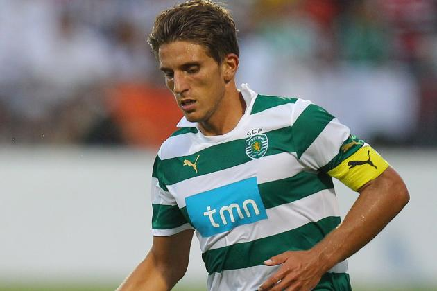 Reading Pay £600,000 for Sporting Lisbon's Captain Daniel Carrico