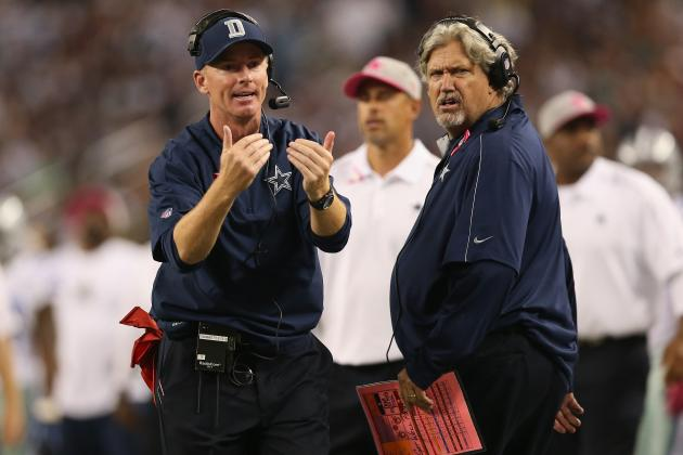 Jason Garrett, Rob Ryan Deserve One Final Year to Prove They Belong in Dallas