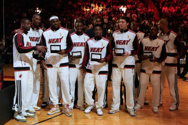 How Many NBA Titles Will the Current Miami Heat Core Win?