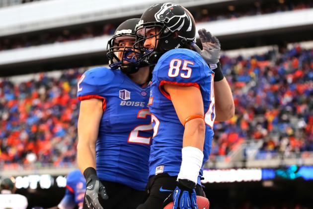 Boise State Football: Broncos Wise to Snub Big East and Stay in MWC