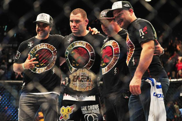 UFC 155 Results: Where Does It Rank Among 2012's PPV Cards?