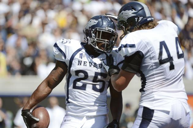 Nevada Football: How the Wolf Pack Will Replace Stefphon Jefferson at RB