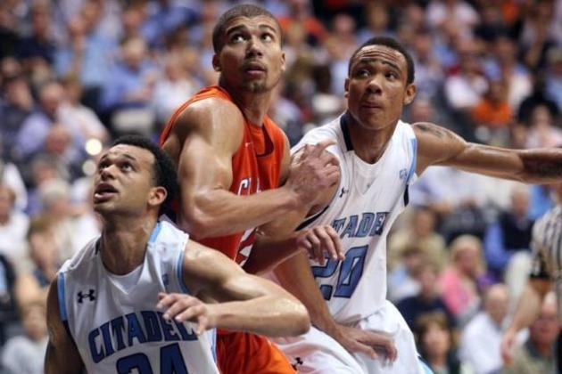 SoCon Basketball 2012-13: The Citadel Set to Ring in New Year at Clemson